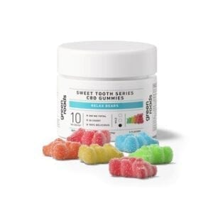 The Green Dragon CBD offers Green Roads Relax Bears. An assortment of delicious gummies that give you daily relief. Convenient screw top bottle make them perfect for travel or on-the-go. Each bottle offers 30 gummies with 10mg of CBD per gummy, giving you the ideal way to incorporate CBD into your daily wellness routine.