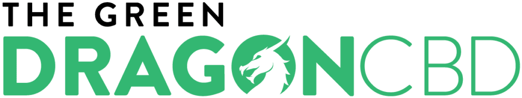 The Green Dragon CBD Logo